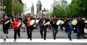 TRC March Ottawa 2015